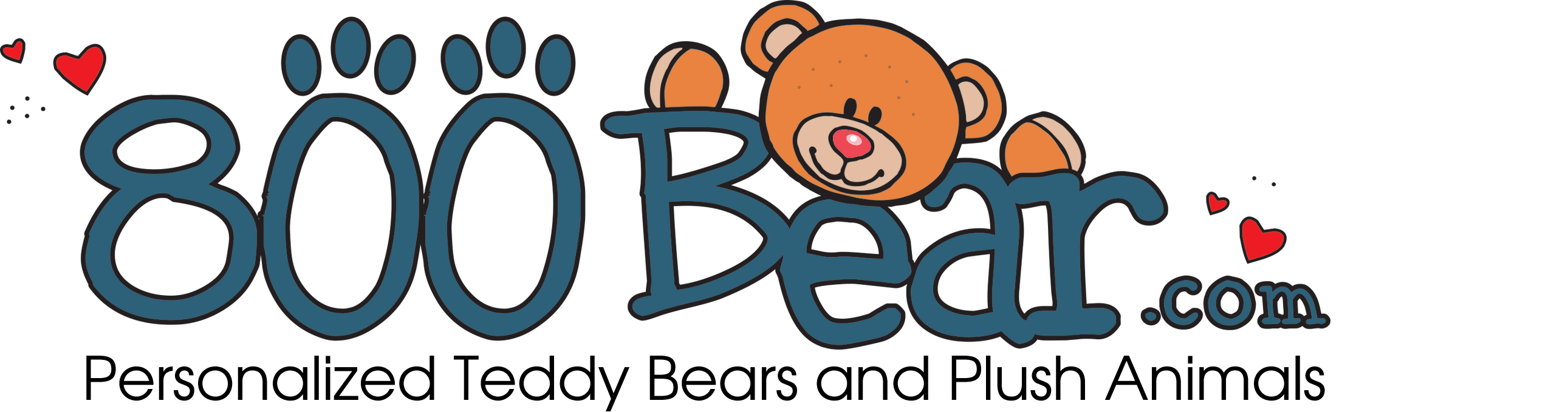 Personalized Teddy Bears and Plush Animals