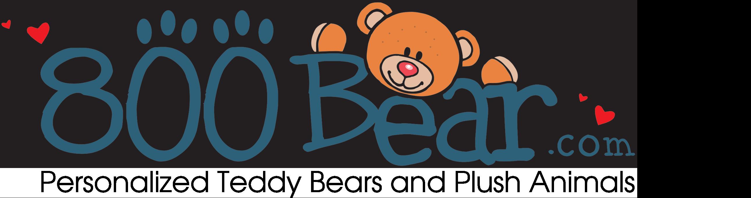 800Bear - Plush Thoughts