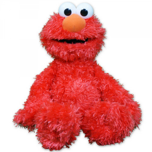 elmo plush animal gift for baby