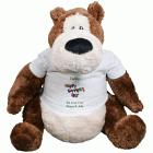 Shop 800bear.com for a personalized teddy bear for father's day!
