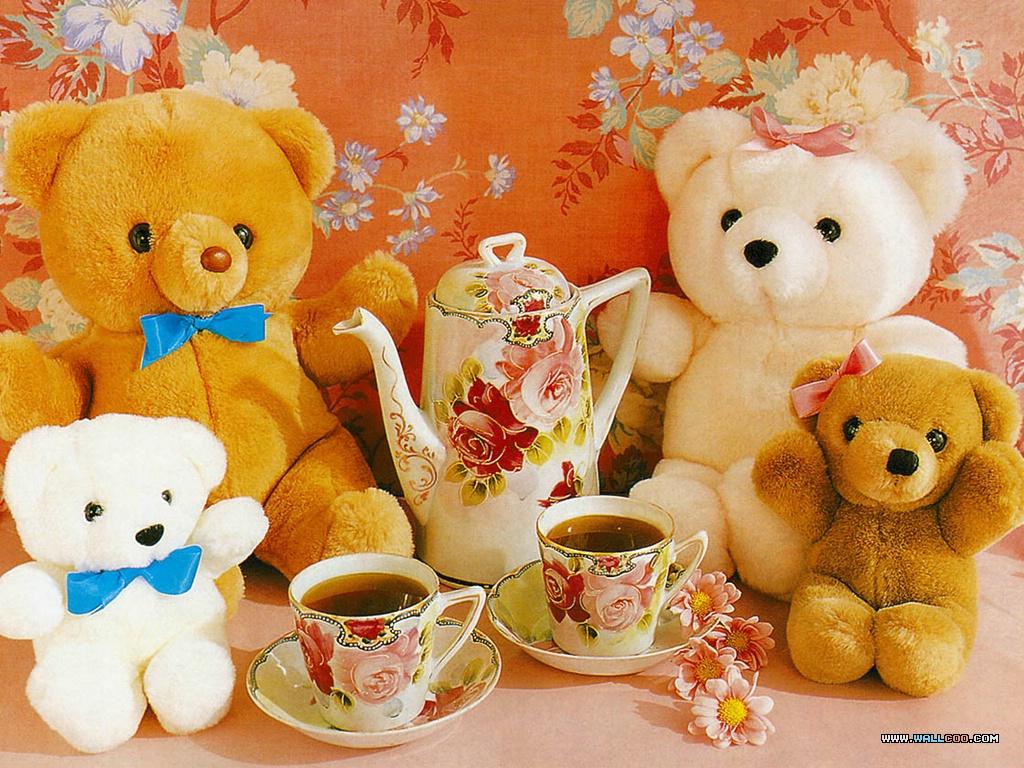 Teddy Bear Tea Birthday Party Ideas - The Best Bear Of 2018