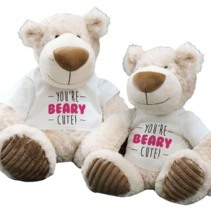 unique personalized teddy bear gift
