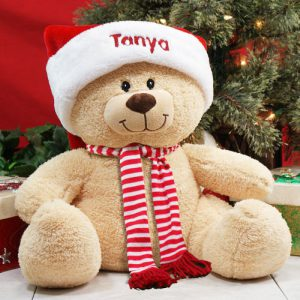 personalized gift teddy bear
