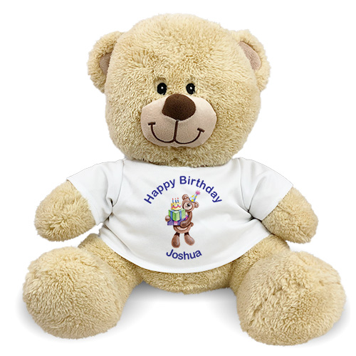 Personalized Birthday Present Teddy Bear 834985X