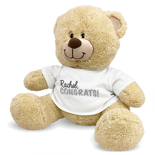 Congrats Teddy Bear 83000B13-8113