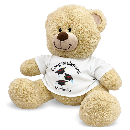 Personalized Graduation Teddy Bear 83000B21-6630