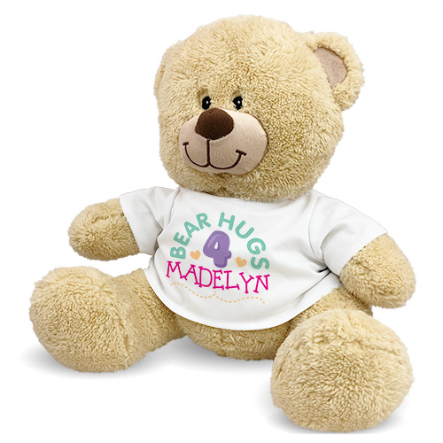Bear Hugs 4 You Teddy Bear 83000B21-7943
