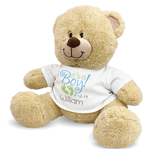 It's A Boy Teddy Bear 838118X