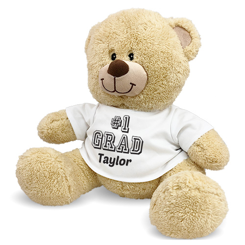 Number One Grad Teddy Bear 8B83102359X
