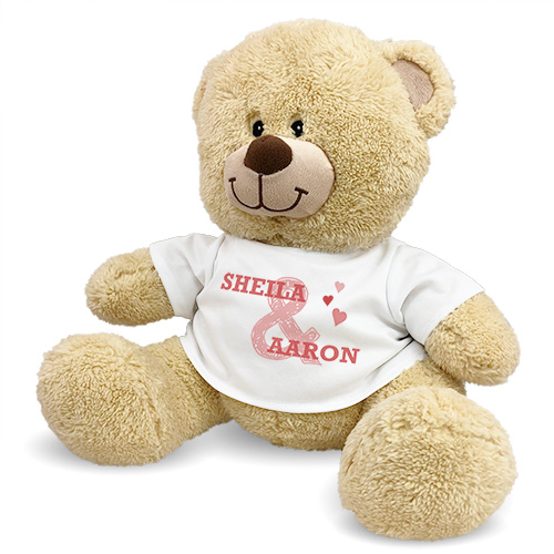 Valentines Bear Funny for Girlfriend Boyfriend Husband wife 8 Inches Tall NEW