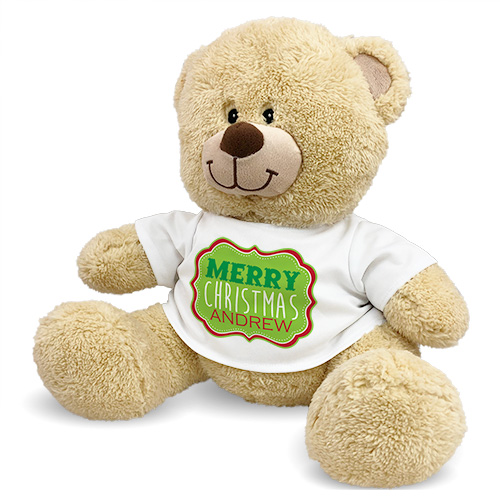 Merry Christmas Bear 8B838090X
