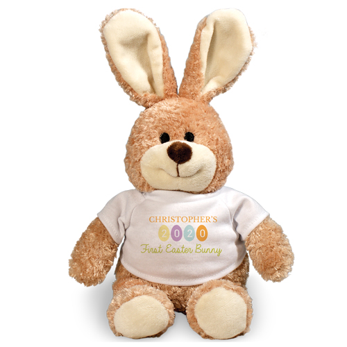 Personalized My First Easter Bunny 8B86101058L