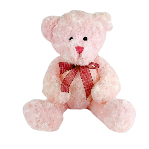Soft Pink Teddy Bear | Soft Blue Teddy Bear