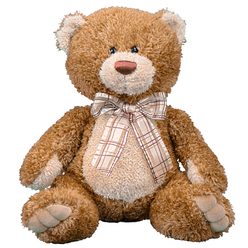 Embroidered Happy Birthday Teddy Bear AU1598-5883