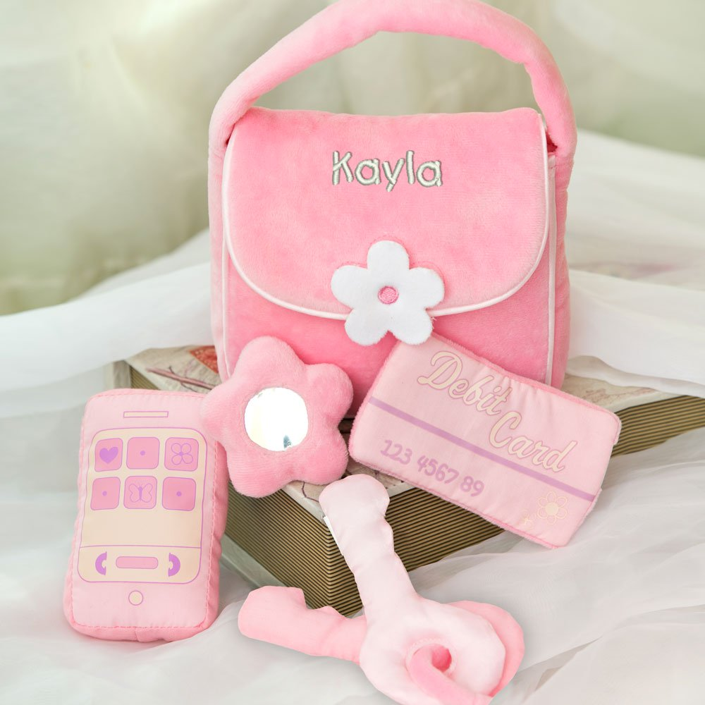 Embroidered Baby Gifts | Personalized Gifts For Baby Girls