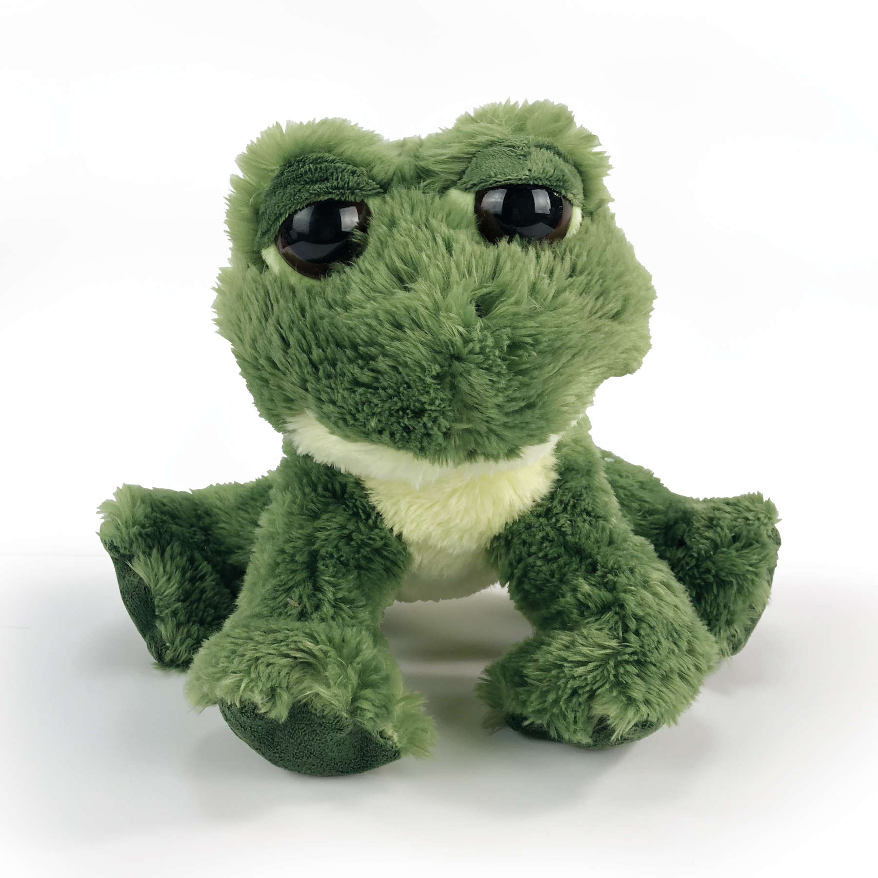 Plush Frog Toy | Stuffed Frog