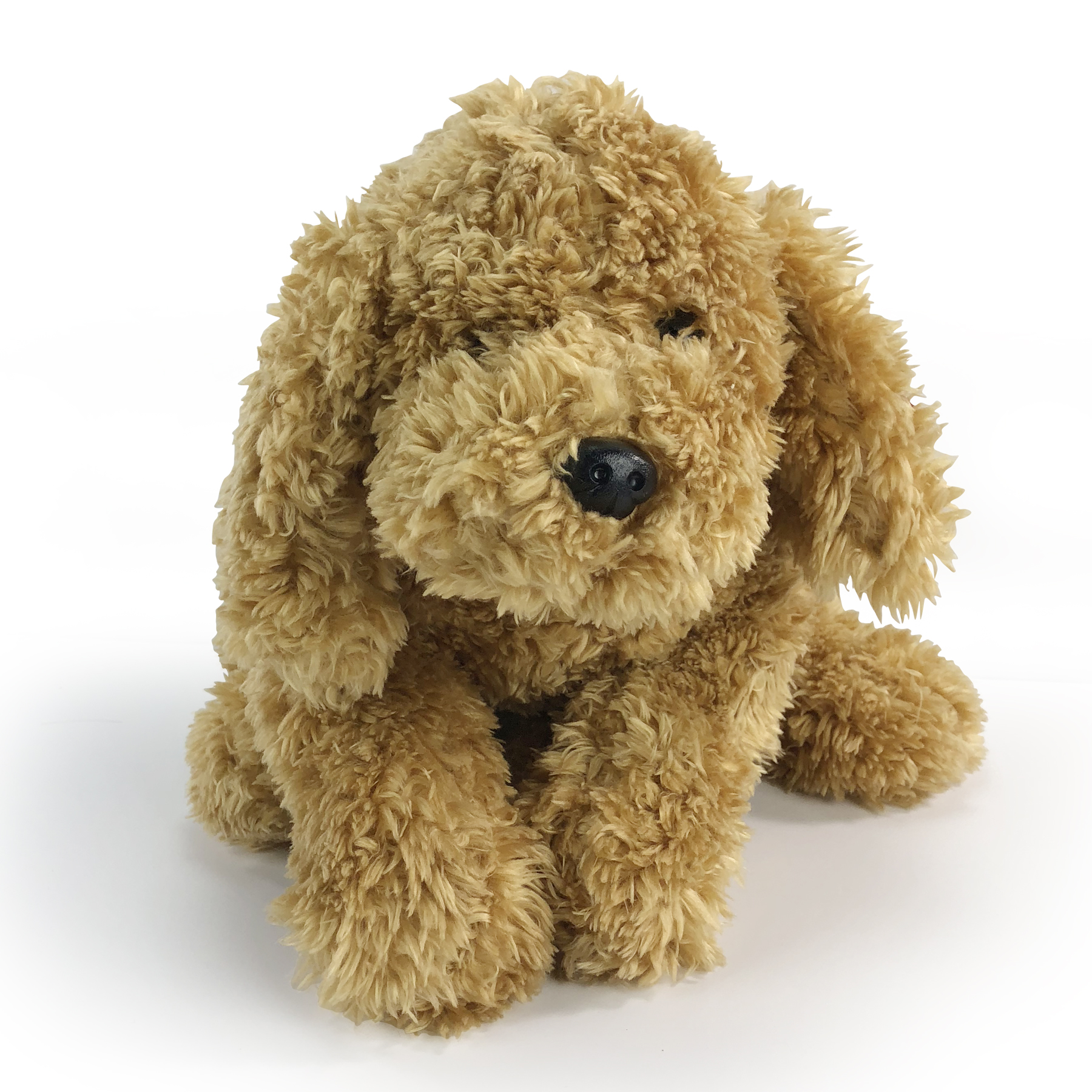 Stuffed Goldendoodle | Stuffed Puppy Dog