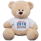 Grad Teddy Bear - 11