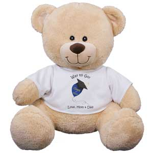 Personalized Class Of Balloon Teddy Bear 83000B17-6631