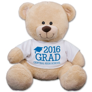 Grad Teddy Bear