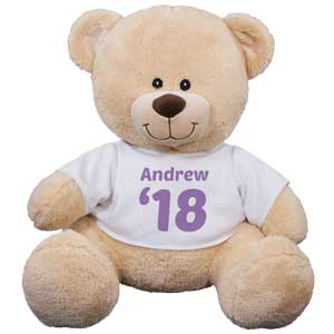 Personalized Graduation Year Teddy Bear 83102369X