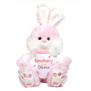 Easter Bunnies Personalized Easter Bunnies For Kids