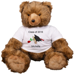 Personalized Graduation Teddy Bear AU1407-4567