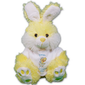 Personalized Easter Bunny 830009YL-5176