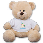 Personalized Baseball Teddy Bear - 11