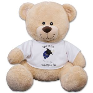 Personalized Class Of Balloon Teddy Bear - 17