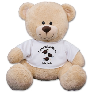 Personalized Graduation Teddy Bear - 21
