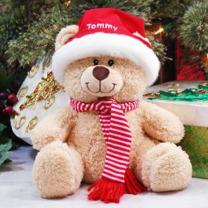 Holiday Sherman Teddy Bear - 11