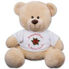 Christmas Holly Teddy Bear 83000B13-4631