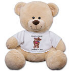 Personalized Couples Teddy Bear - 11