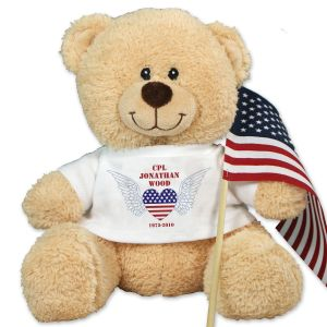 Memorial Teddy Bear
