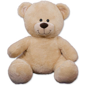 Sherman Teddy Bear - 17