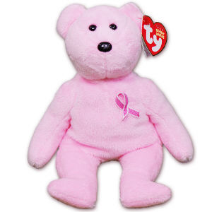 Breast Cancer Awareness Teddy Bear 8B880003