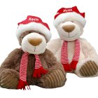Christmas Teddy Bears -12