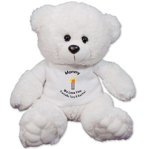 Personalized Firecracker Teddy Bear AU07634-4876