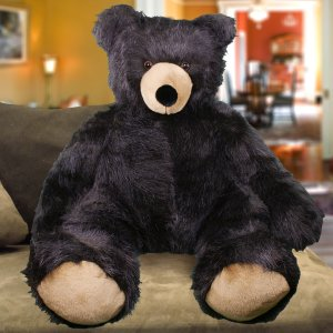 Brutus the Black Bear AU1356