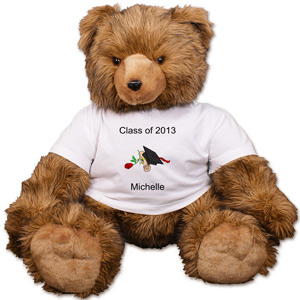 Personalized Graduation Teddy Bear - 39