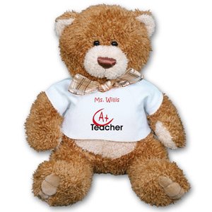 A+ Teacher Teddy Bear AU1596-5091