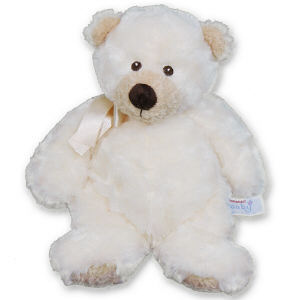 Plush Creamy Puddin' Teddy Bear AU20511