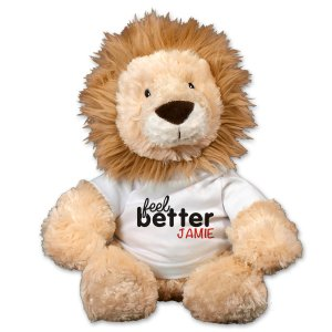 Feel Better Lion AU30864-8123