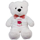 Personalized Romantic Teddy Bear - 11