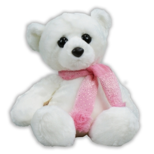 Winter Woe Bear Pink - 12