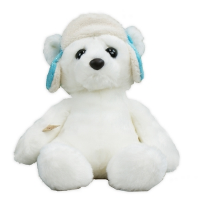Winter Woe Bear Blue AU9713BLNP
