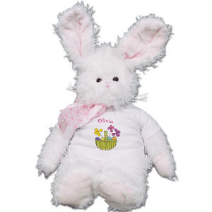 Personalized Easter Bunny BC450300-5087