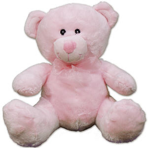 Pink Timothy Bear CC52944P