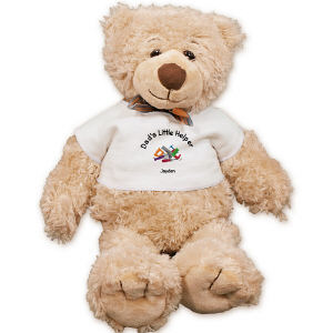 Personalized Father's Day Teddy Bear FM1895-4596